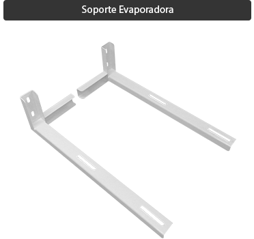 Soporte evaporadora 600 mm